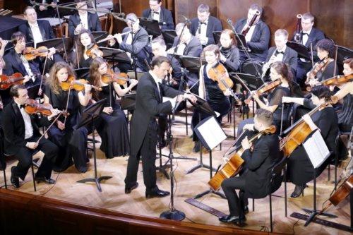 Столичный Симфонический Оркестр. Фото Александра Соколова.