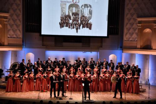 Гала-концерт «Музыка столетия». Фото Юрия Покровского.