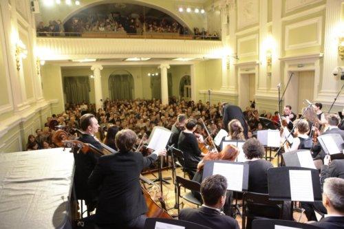 Столичный Симфонический Оркестр. Фото Юрия Рутки.