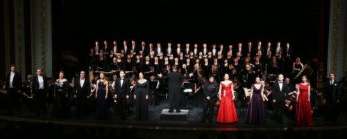Заключительный гала- концерт Самарского оперного фестиваля
